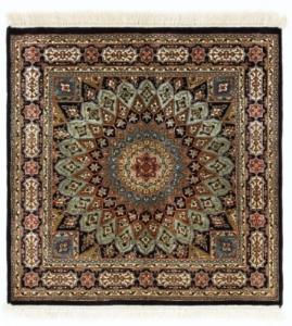 3foot square gonbad persian rug