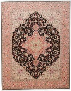 12x9 tabriz heriz design persian rug