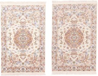 5x3 fine twin tabriz rugs