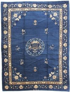 11x8 antique peking chinese rug
