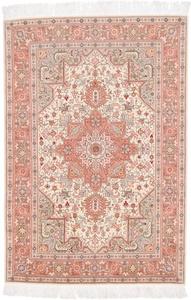 4x3 tabriz heriz design persian rug