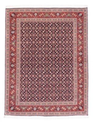 7x5 mahi tabriz persian rug with 350 kpsi.