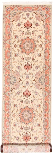 13x3 high quality tabriz rug runner