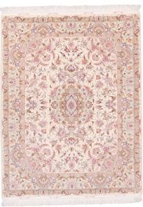 6x4 400kpsi silk tabriz persian rug