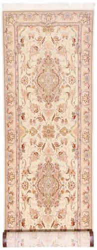 11x3 handmade tabriz runner carpet
