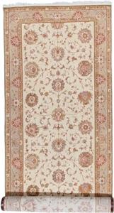 16x5 50 Raj Faraji Tabriz Persian rug. Signed faraji Tabriz Persian carpet.