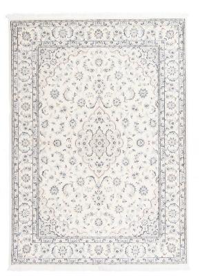 7x5 beige nain persian rug