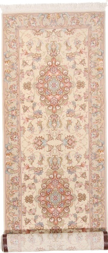 11x3 long tabriz runner carpet