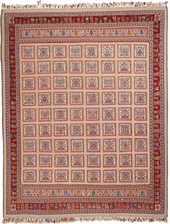 12x9 Nimbaft kelim persian rugs