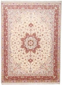 13x10 behnami silk tabriz rug