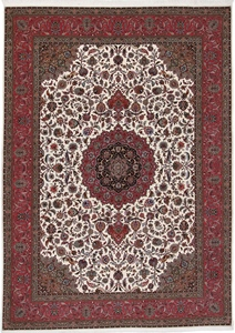11x8 high quality tabriz carpet