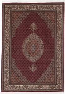 10x7 mahi tabriz persian rug with 350 kpsi.