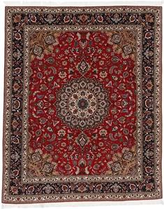 8x6 handmade tabriz persian rug