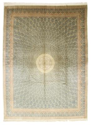 13x9 625kpsi gonbad qom persian rug