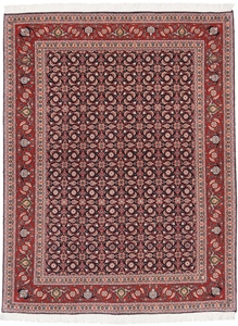 6x4 mahi tabriz persian rug