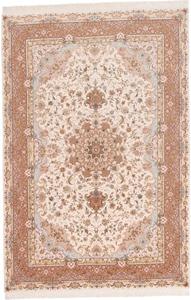 70 Raj 600 KPSI Silk Foundation Tabriz Persan rug