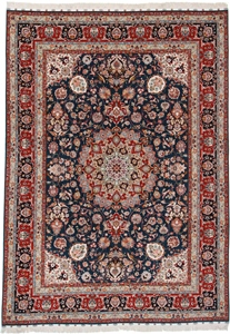 11x8 625kpsi 70raj silk tabriz persian rug