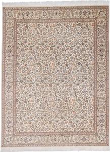 8x6 qum persian carpet silk