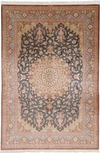 9x6 qum persian rug silk 700kpsi