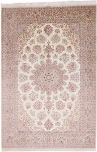 9x6 qum persian rug silk 750kpsi