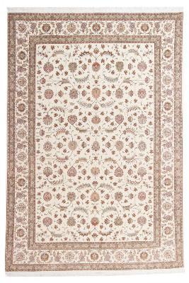 11x8 400kpsi silk tabriz persian rug