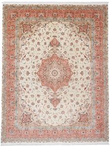 12x9 400kpsi silk tabriz persian rug