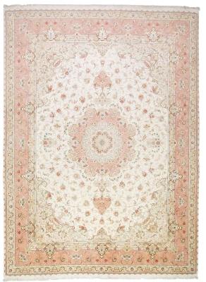 13x9 400kpsi silk tabriz persian rug