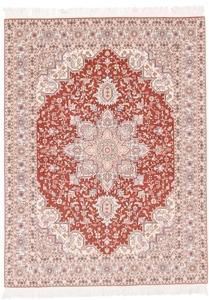 6x5 tabriz heriz design persian rug
