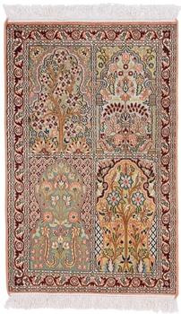 Kashmir Silk Persian Rug