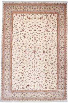 19x13 400kpsi silk tabriz persian rug