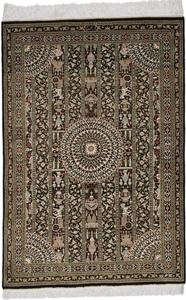 3by2foot 600kpsi silk qum carpet