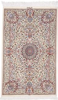 3x2 700kpsi sigature silk qum rug
