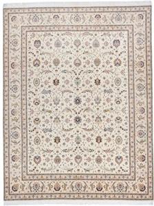13x10 400kpsi silk tabriz persian rug