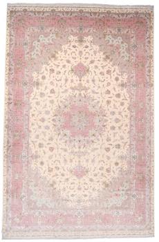 19x13 60raj silk tabriz persian rug