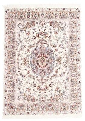6x5 400kpsi silk tabriz rug