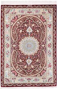 4x3 800kpsi silk qum persian rug