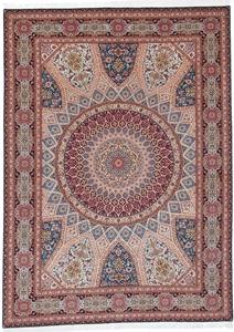 11x8 jafari gonbad tabriz persian rug