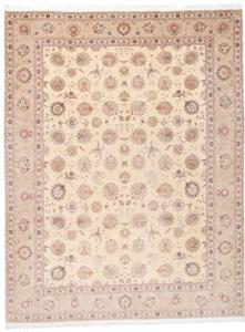 signed 12x9 faraji tabriz persian rug