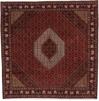 10ft 300cm square bidjar persian carpet
