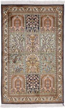 Kashmir Silk Rug