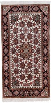 5x3 gonbad silk kashmir persian rug