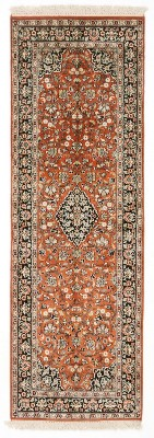 6x2 silk kashmir persian rug runner