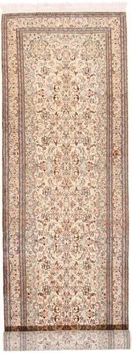 10x3 Silk Kashmir Persian rug runner