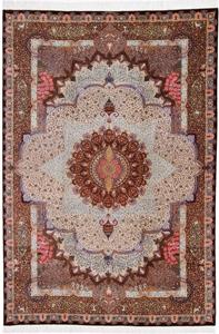9x6 qum persian rug silk 900kpsi