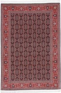 9x6 mahi tabriz persian rug