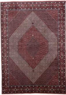 11ft by 8ft fine bidjar carpet