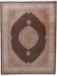 12x10 mahi tabriz rug with silk