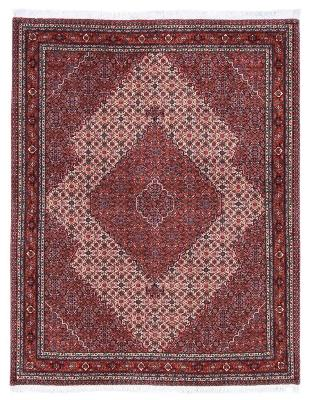 7x5 mahi Herati tabriz persian rug with 350 kpsi.