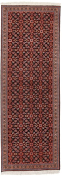 6x2 Mahi tabriz persian rug with 350 kpsi.