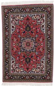 5x3 tabriz heriz design persian rug